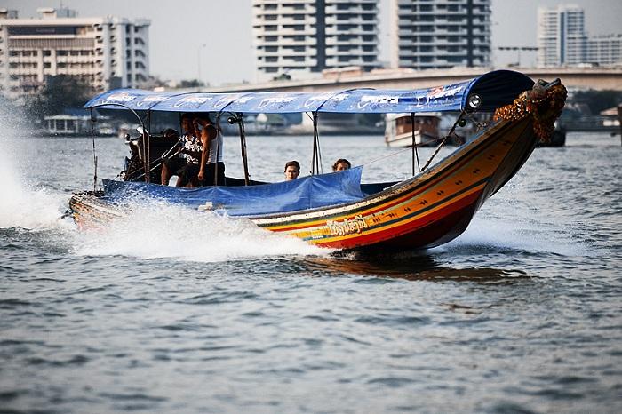 сингапур прогулка на лодке