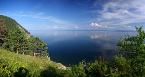 Река Ангара - Магия Байкала