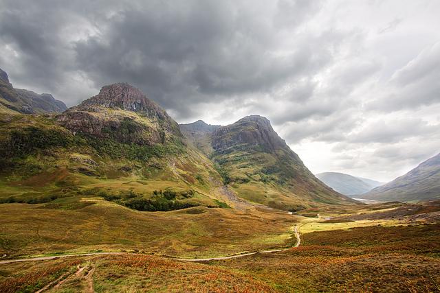 10 красивейших мест Шотландии