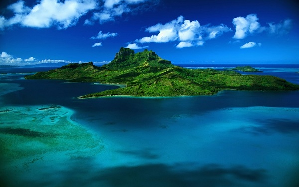 обои красивые острова на рабочий стол № 2533380 бесплатно