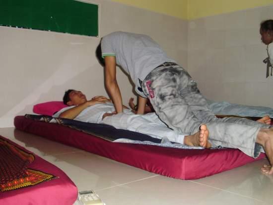 Gay массаж