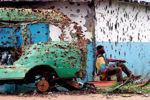 фото африка война