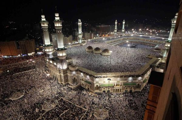 На Востоке активно развивается религиозный туризм