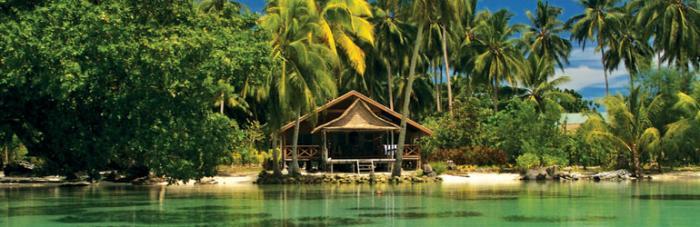 10 красивейших тропических островов планеты