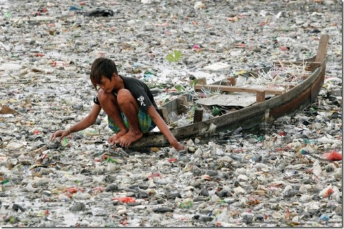 Самая грязная река в мире находится в